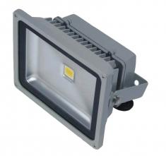 Venkovní LED reflektor 20W, bílá