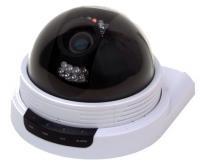 Kamera IP 2 Megapixel - vnitřní DOME IR, objektiv 8mm