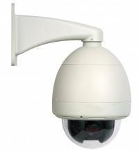 IP 1,3Mpx CCD Speed Dome kamera 18x opt. zoom